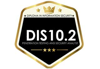 DIS10.2 Penetration Testing & Security Analyst