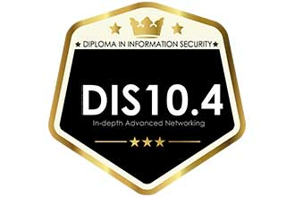 DIS10.4 In-depth Advanced Networking