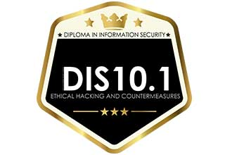 DIS10.1 Ethical Hacking & COuntermeasure